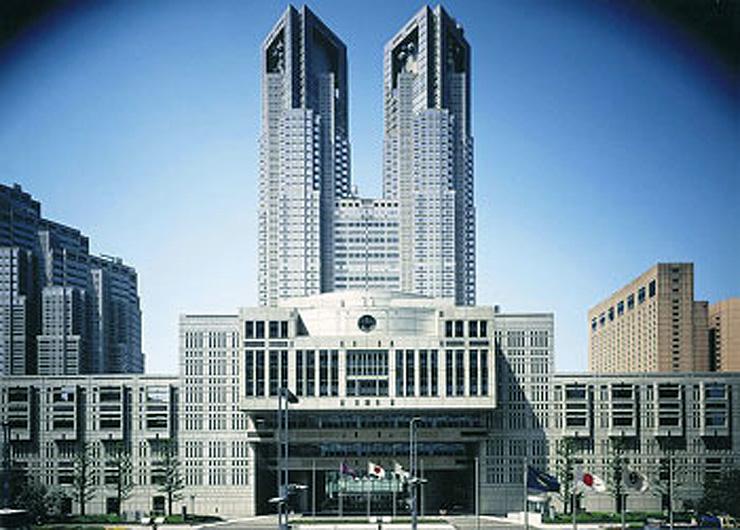 東京都議会議事堂|施工実績|銭...