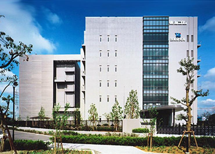 東海ゴム工業技術研究所 「テクノピア」|施工実績|錢高組